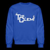 Long Sleeve Shirts ~ Crewneck Sweatshirt ~ The Clem
