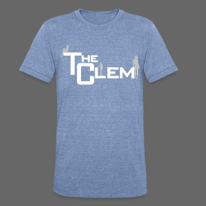 The Clem - Unisex Tri-Blend T-Shirt by American Apparel