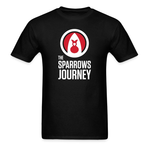 Logo and title - Men's T-Shirt