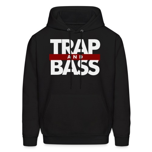 Trap and Bass Mens Hoodie - Men's Hoodie
