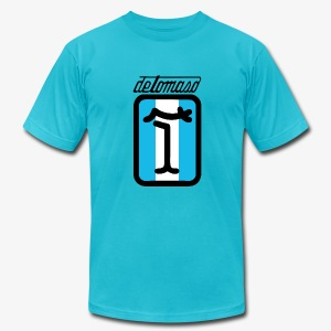 detomaso - Men's Fine Jersey T-Shirt