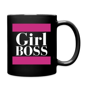 Girl Boss - Full Color Mug