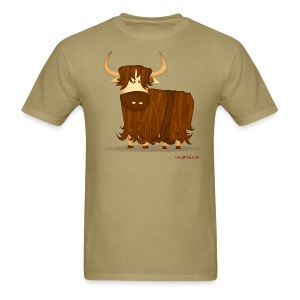 Yak Men's T - Men's T-Shirt