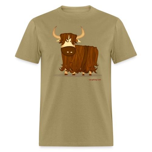 Yak Men's T - Men's T-Shirt