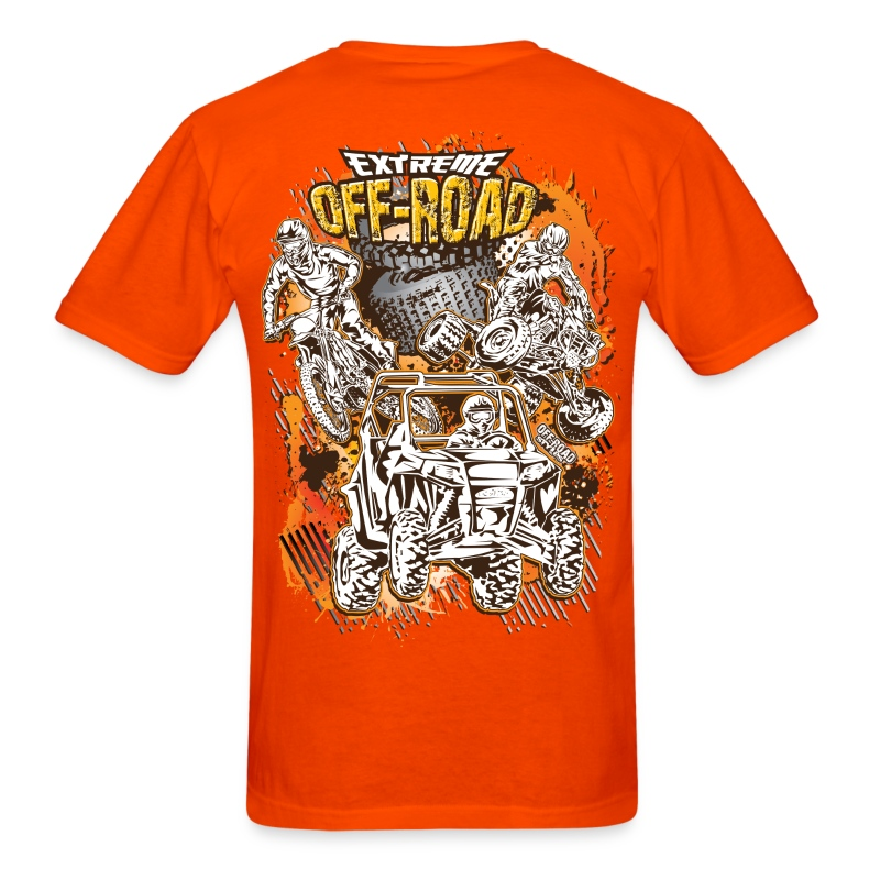 extreme off road racing t shirt spreadshirt