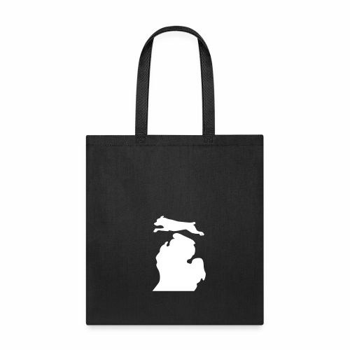 Rottweiler Bark Michigan bag - Tote Bag