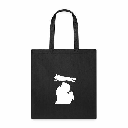 Border Collie Bark Michigan bag - Tote Bag