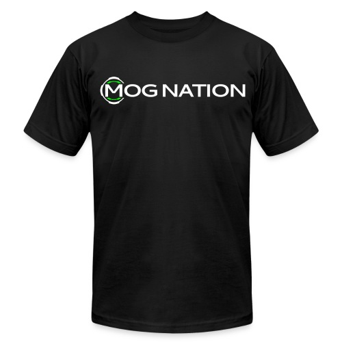 Mens Mog Nation 2015 Logo Athletic - Men's Fine Jersey T-Shirt