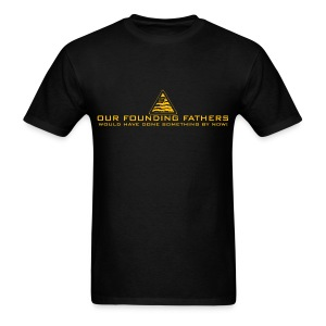 Founding Fathers - Men's T-Shirt