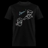 T-Shirts ~ Men's T-Shirt ~ Episode 130 Reincarnation: Gary (Ver.2)