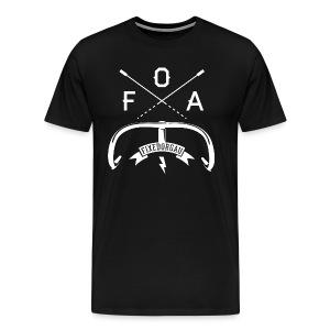 FOA logo tee - Men's Premium T-Shirt