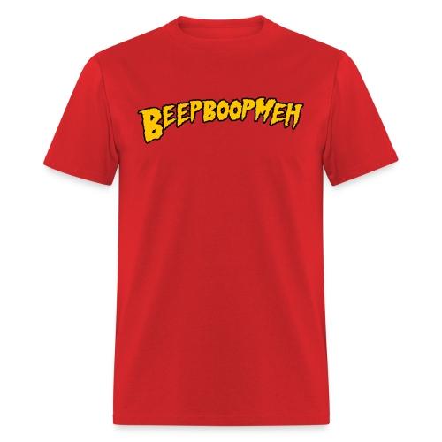 Beep Boop Meh, Brother! - Men's T-Shirt
