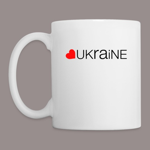 love ukraine mug - Coffee/Tea Mug