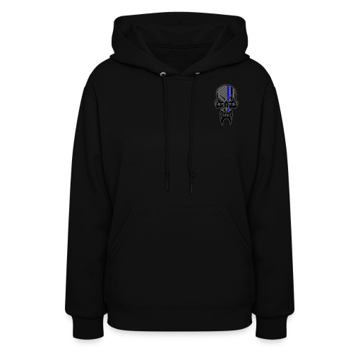 I Fight The Evil You Pretend Does Not Exist - Women's Hoodie