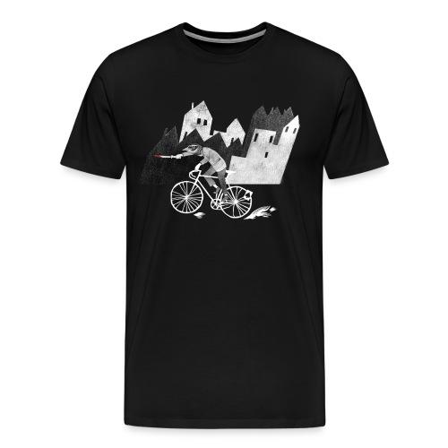 Original design by Greedy Hen - Men's Premium T-Shirt