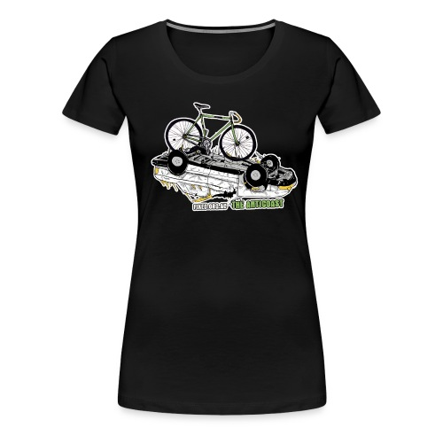 Fixed.org.au by Cristy C. Road - womens - Women's Premium T-Shirt