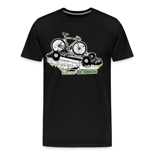 Fixed.org.au by Cristy C. Road - Men's Premium T-Shirt