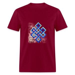THE ENDLESS KNOT - Men's T-Shirt