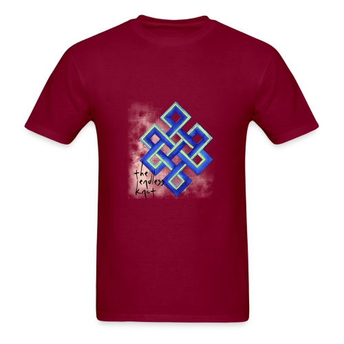 THE ENDLESS KNOT - Men's T-Shirt