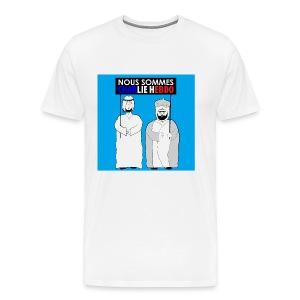 Nous Sommes Charlie - Men's Premium T-Shirt