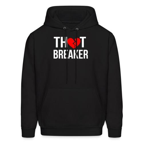 THOT BREAKER(HOODIE) - Men's Hoodie
