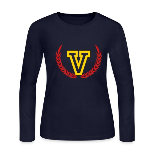 V-Team Long Sleeve - Women's Long Sleeve Jersey T-Shirt
