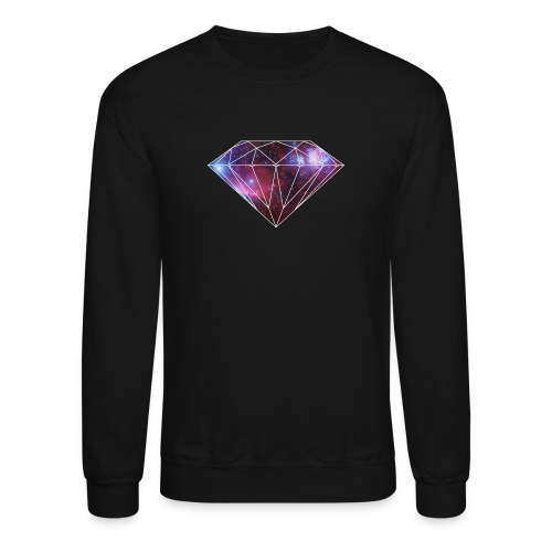 Diamond Galaxy Pullover - Crewneck Sweatshirt