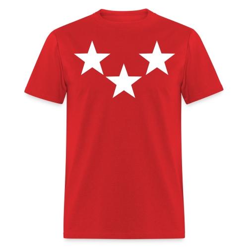 Mach Red - Men's T-Shirt
