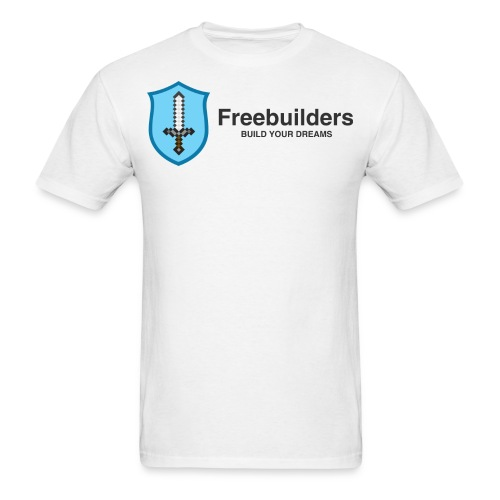 Men's T - Logo w/ Text - Men's T-Shirt