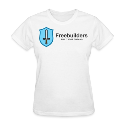 Women's T - Logo w/ Text - Women's T-Shirt