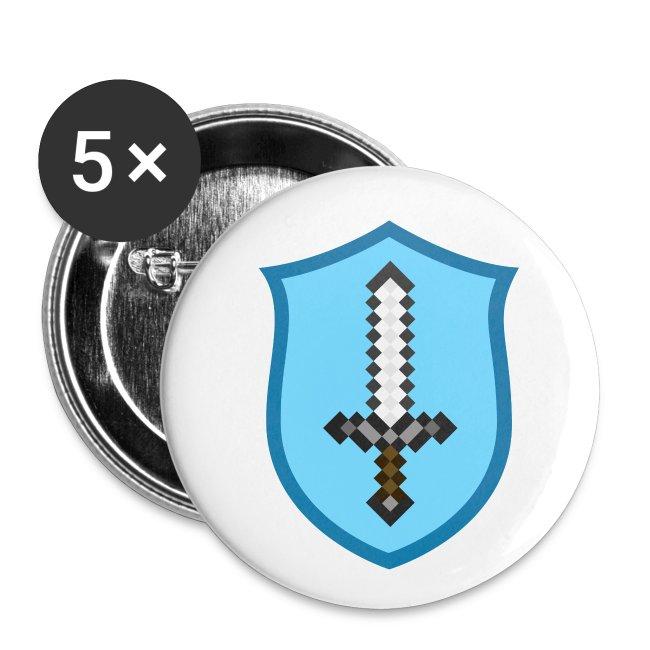 Buttons - Logo