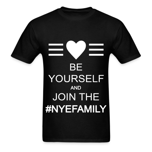 #NYEFAMILY TEE - Men's T-Shirt
