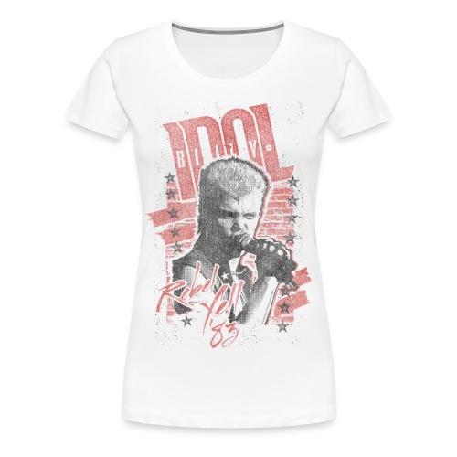 Rebels  - Women's Premium T-Shirt