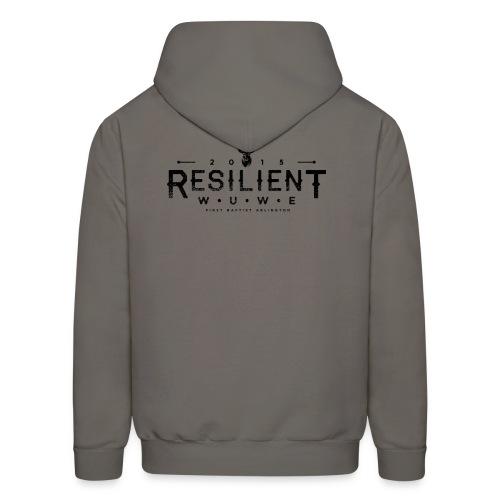 Resilient Men's Hoodie - Men's Hoodie