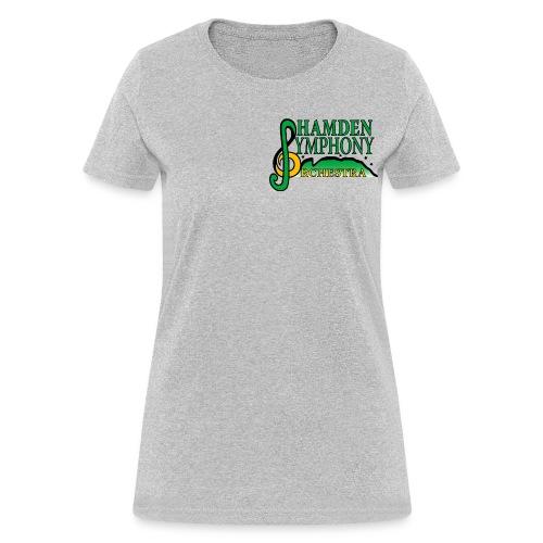HSO Women's T-Shirt - Grey - Women's T-Shirt