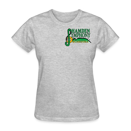 HSO Women's T-Shirt - Grey - Women's T-Shirt
