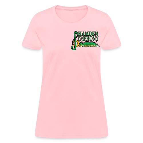 HSO Women's T-Shirt - Pink - Women's T-Shirt