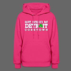 Detroit St. Patrick's Day - Women's Hoodie