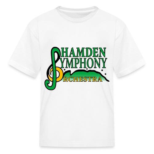 HSO Kid's T-Shirt White - Kids' T-Shirt