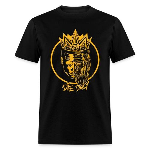 Easy Fit Earlion (Black/Gold) - Men's T-Shirt