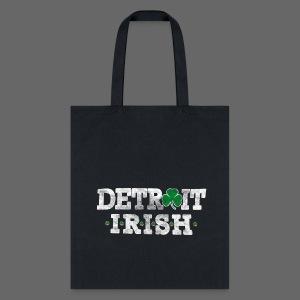 Detroit Irish - Tote Bag