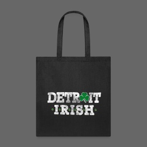 Detroit Irish - Tote Bag