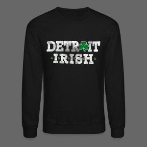 Detroit Irish - Crewneck Sweatshirt