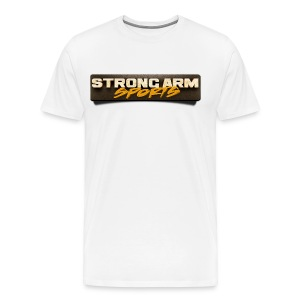 Strong Arm Sports Tee - Men's Premium T-Shirt
