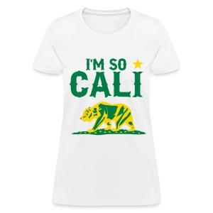 Cali - Women's T-Shirt