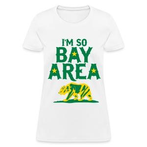 Bay area - Women's T-Shirt