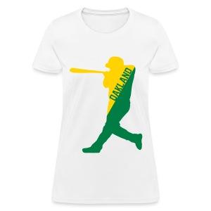 Oakland - Women's T-Shirt