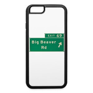 Exit 69-case - iPhone 6/6s Rubber Case