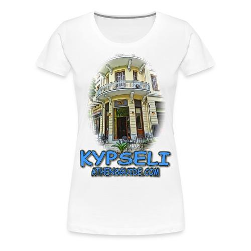 KYPSELI-ALLOTINO (women) - Women's Premium T-Shirt