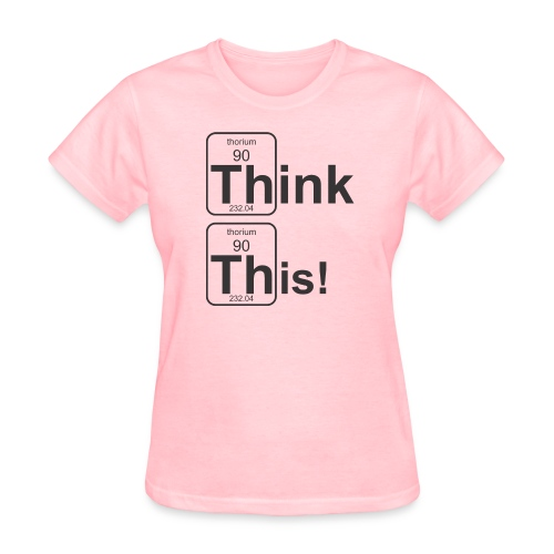 Thorium TH3 f - Women's T-Shirt